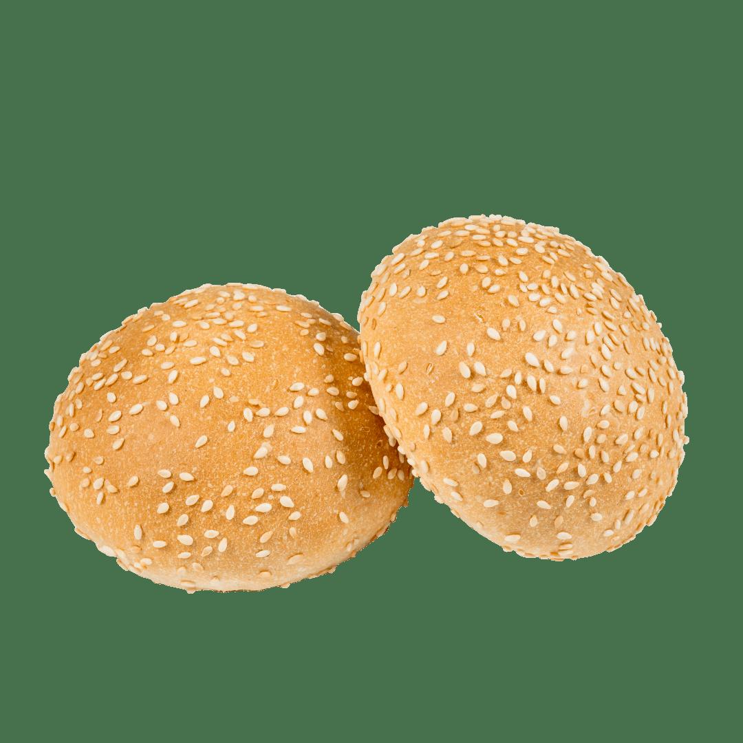 Булочка гамбургерная с кунжутом 1