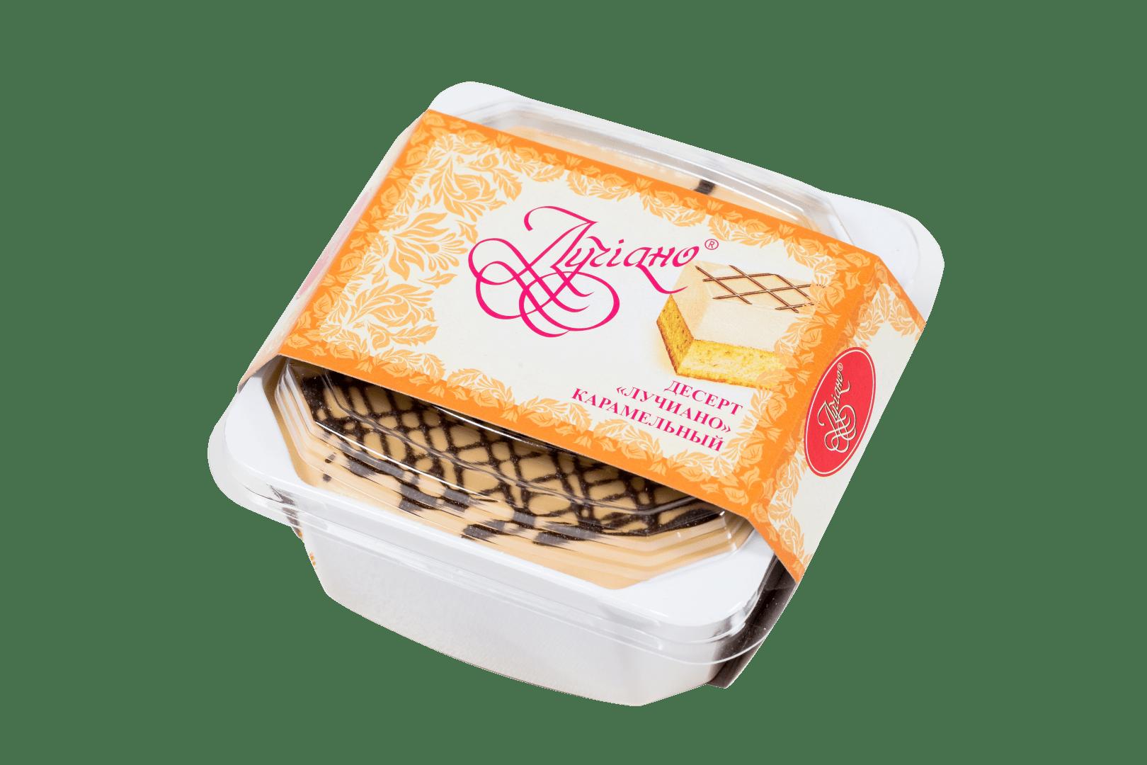 Десерт Лучиано карамельный 1