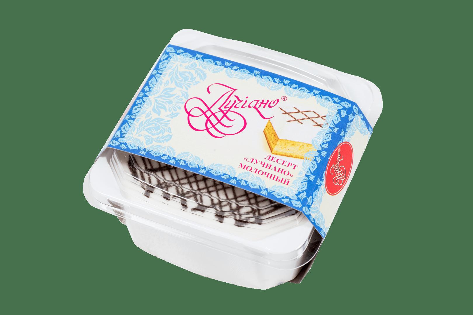 Десерт Лучиано молочный 1