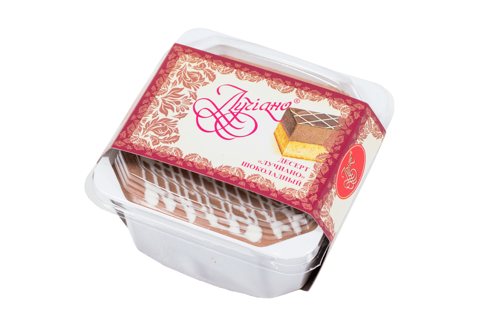 Десерт Лучиано шоколадный 1