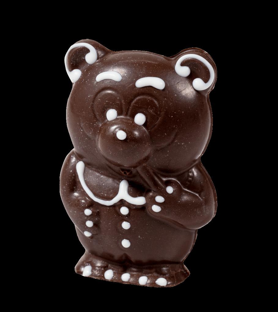 Фигурка из кондитерской глазури Медвежонок 1