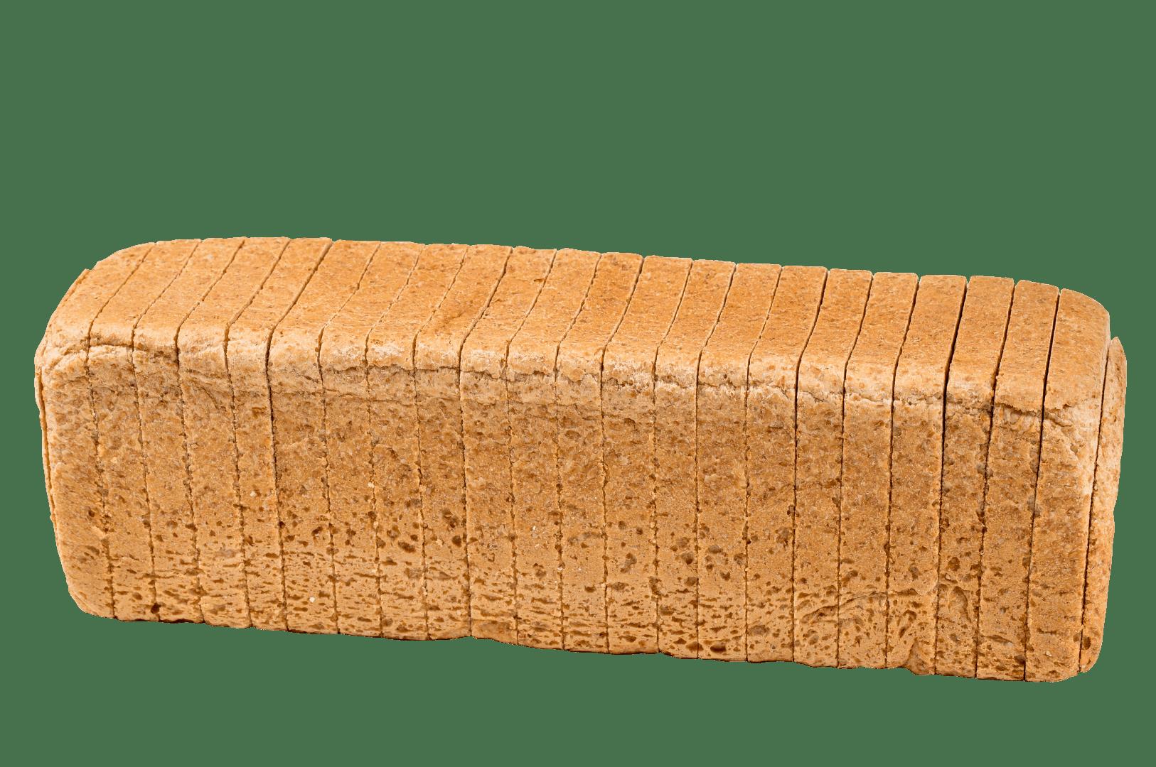 Хлеб тостерный с отрубями 1