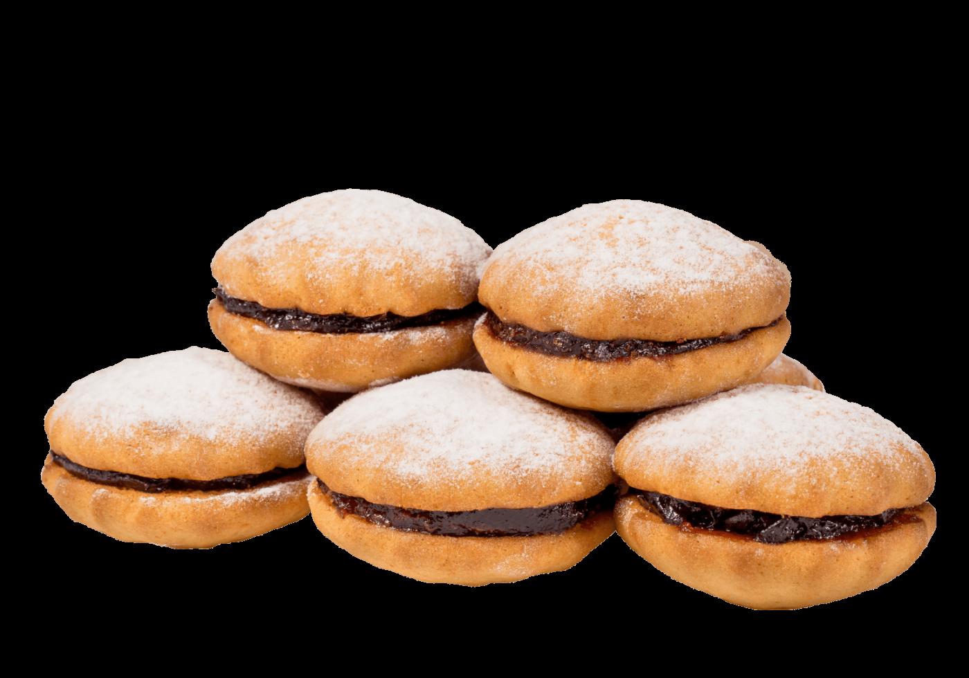 """Печенье сдобное """"Ягодка"""" 1"""