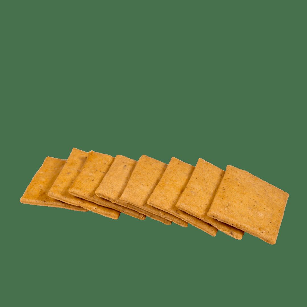 Печенье сдобное с базиликом 1