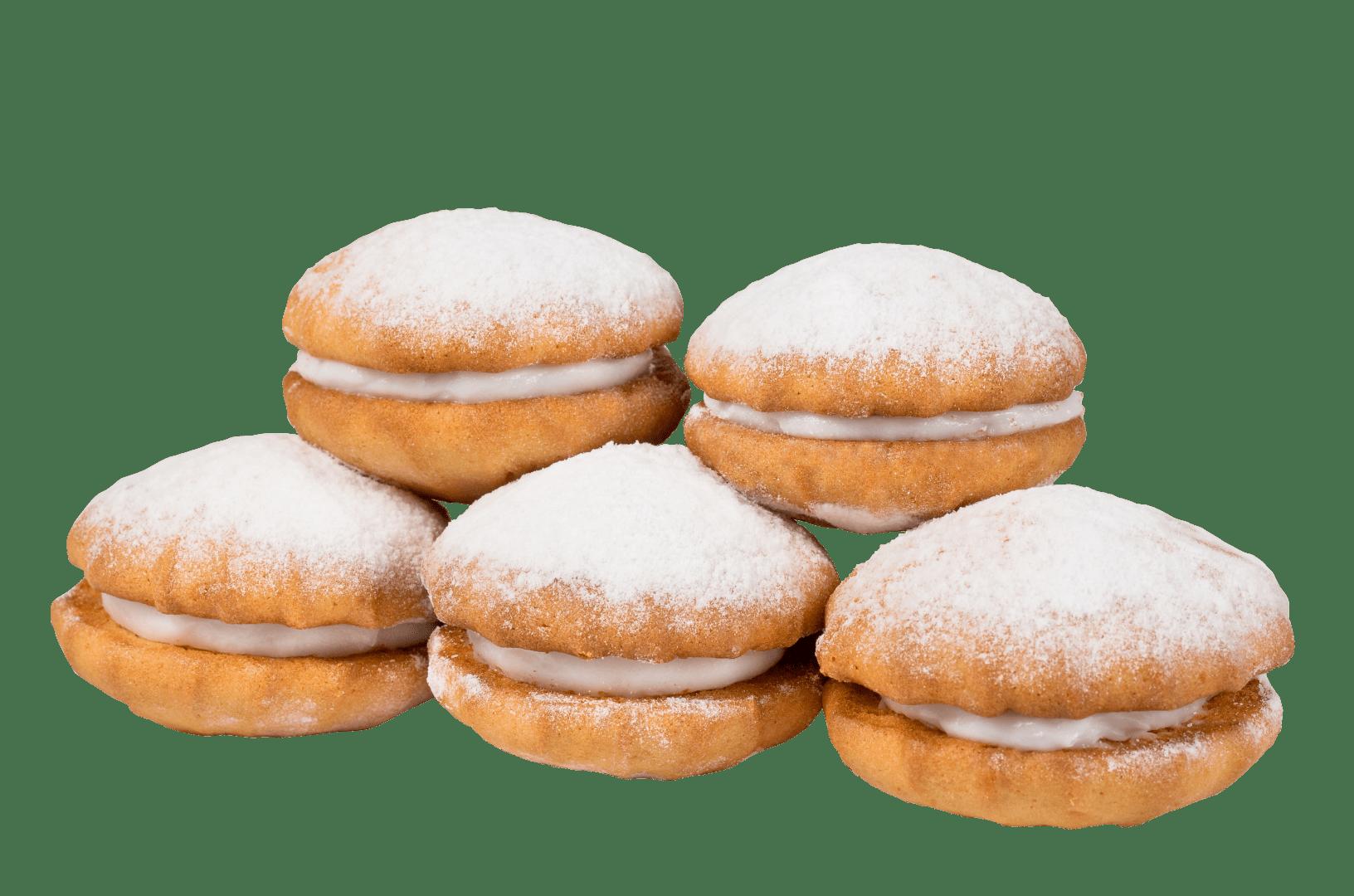 Печенье сдобное со вкусом йогурта 1