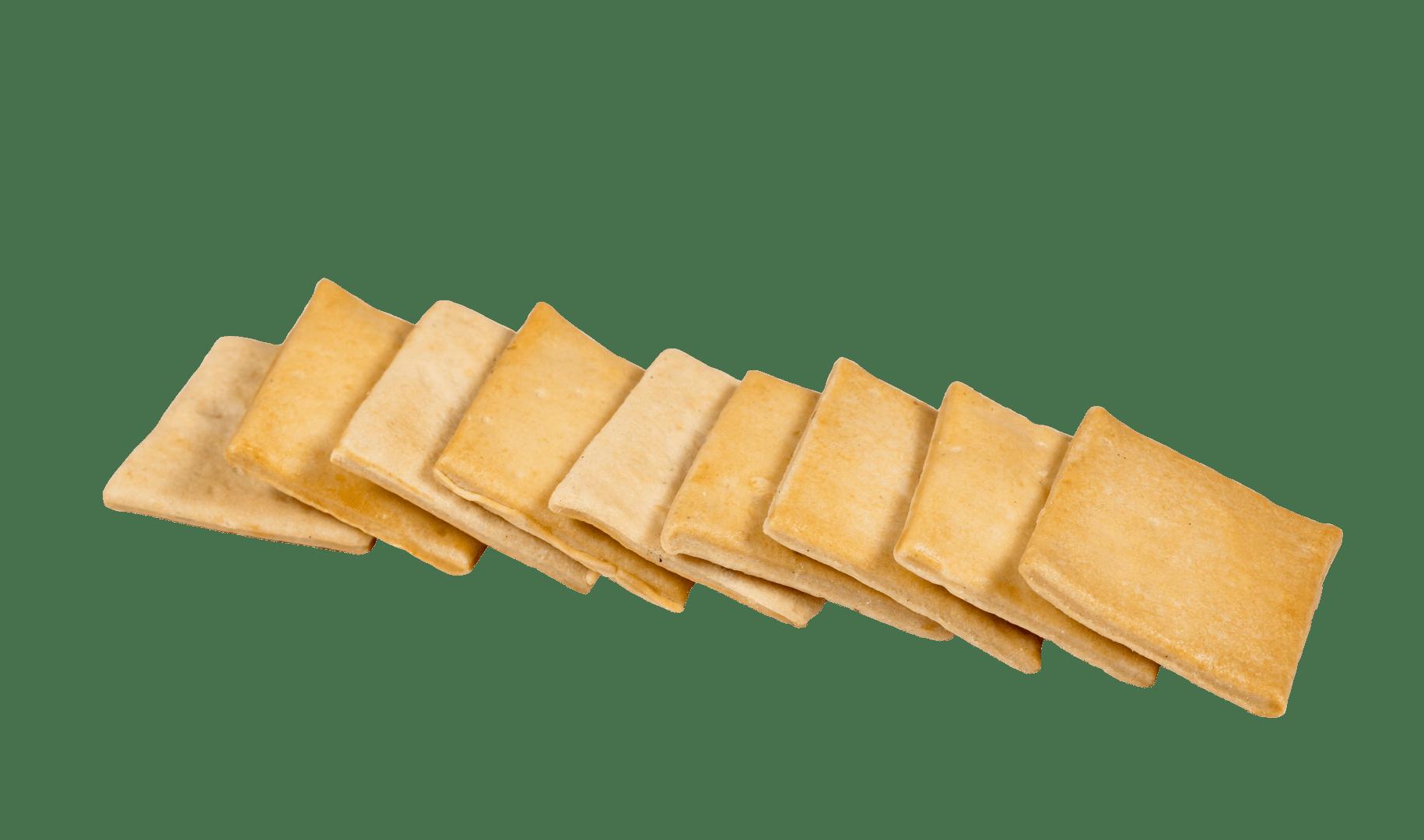 Печенье сдобное со вкусом сыра 1