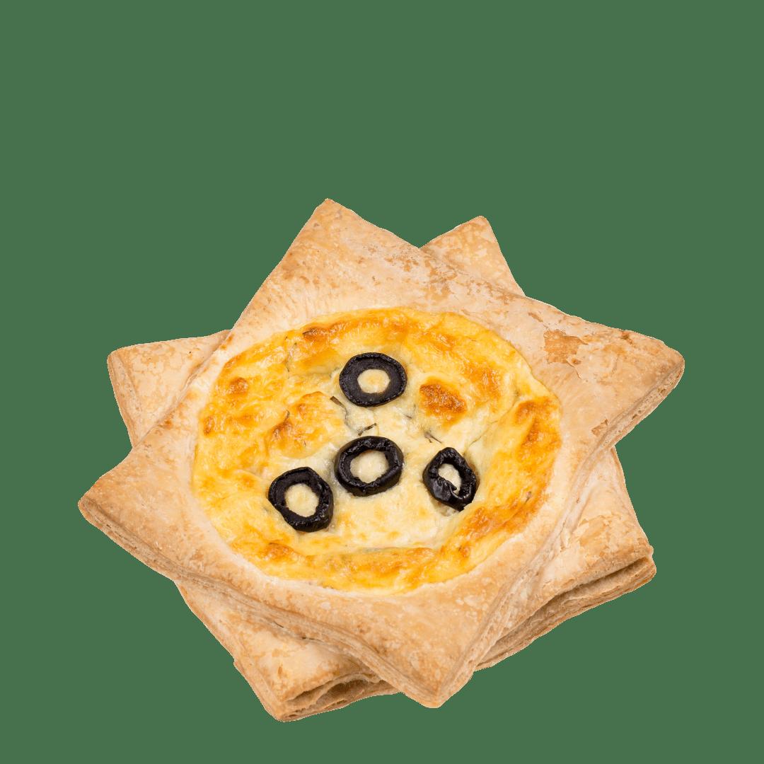 """Пицца слоеная """"Жюльен"""" 1"""