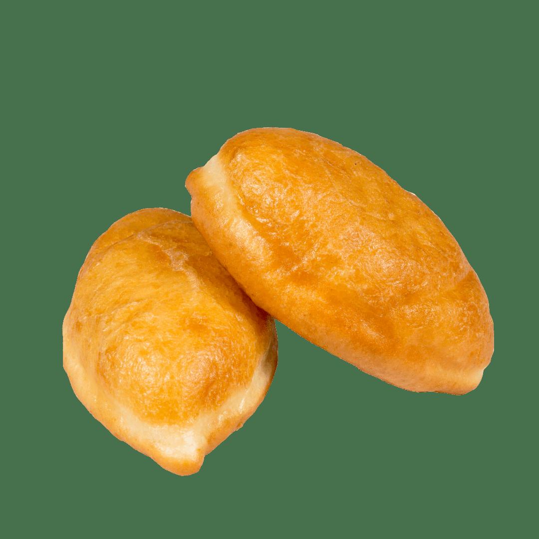Пирожки жареные с капустой 1