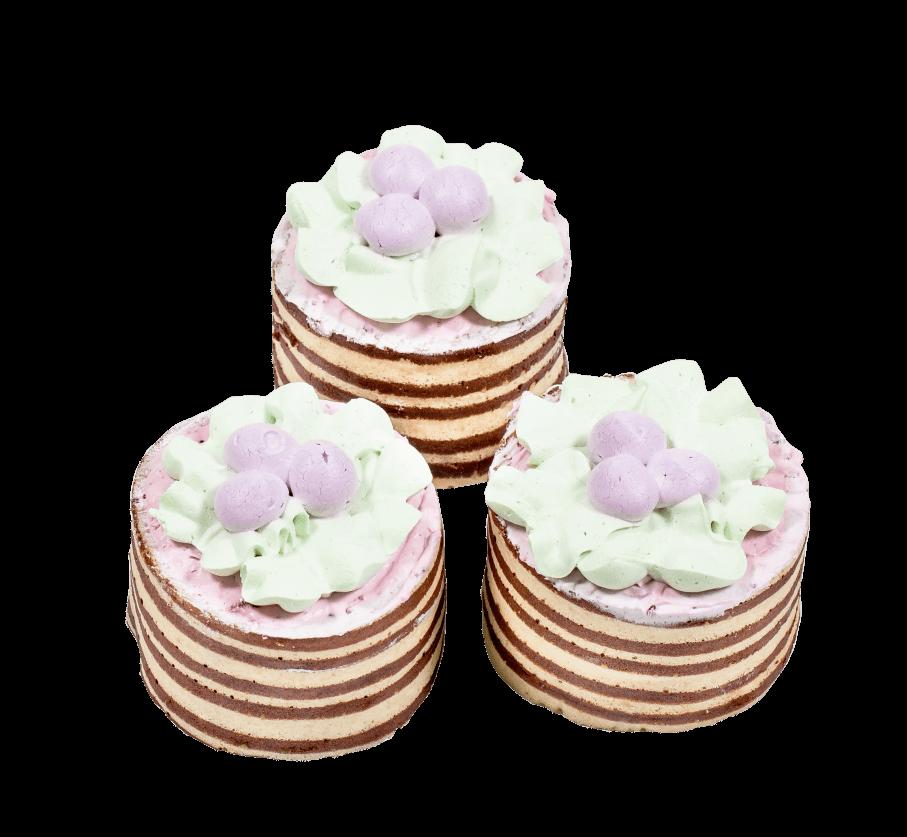 Пирожное Блэкберри 1