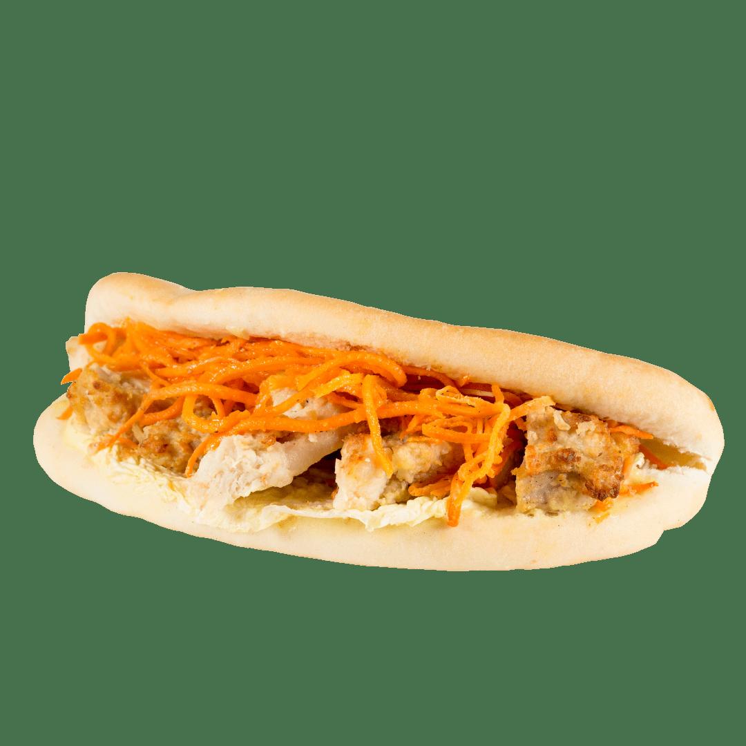 """Сандвич """"Пикантный"""" с мясом курицы 1"""