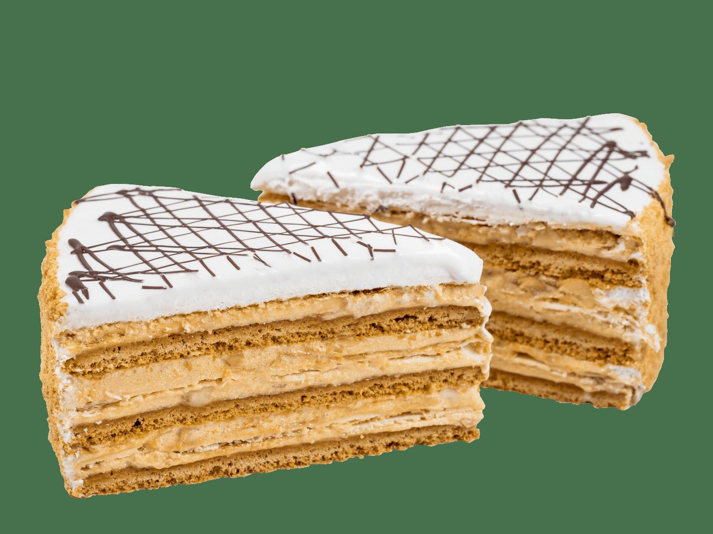 Торт Арлекин (порционный) 1