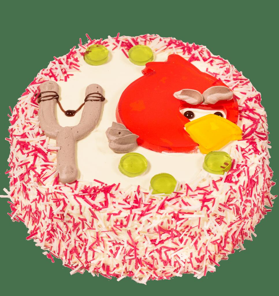 Торт Энгри Бёрдз 1