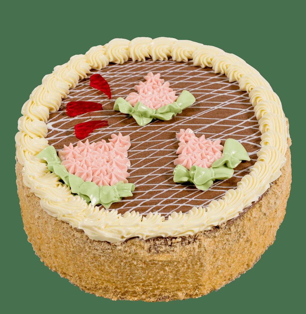 Торт Киевский - Люкс с фундуком 1