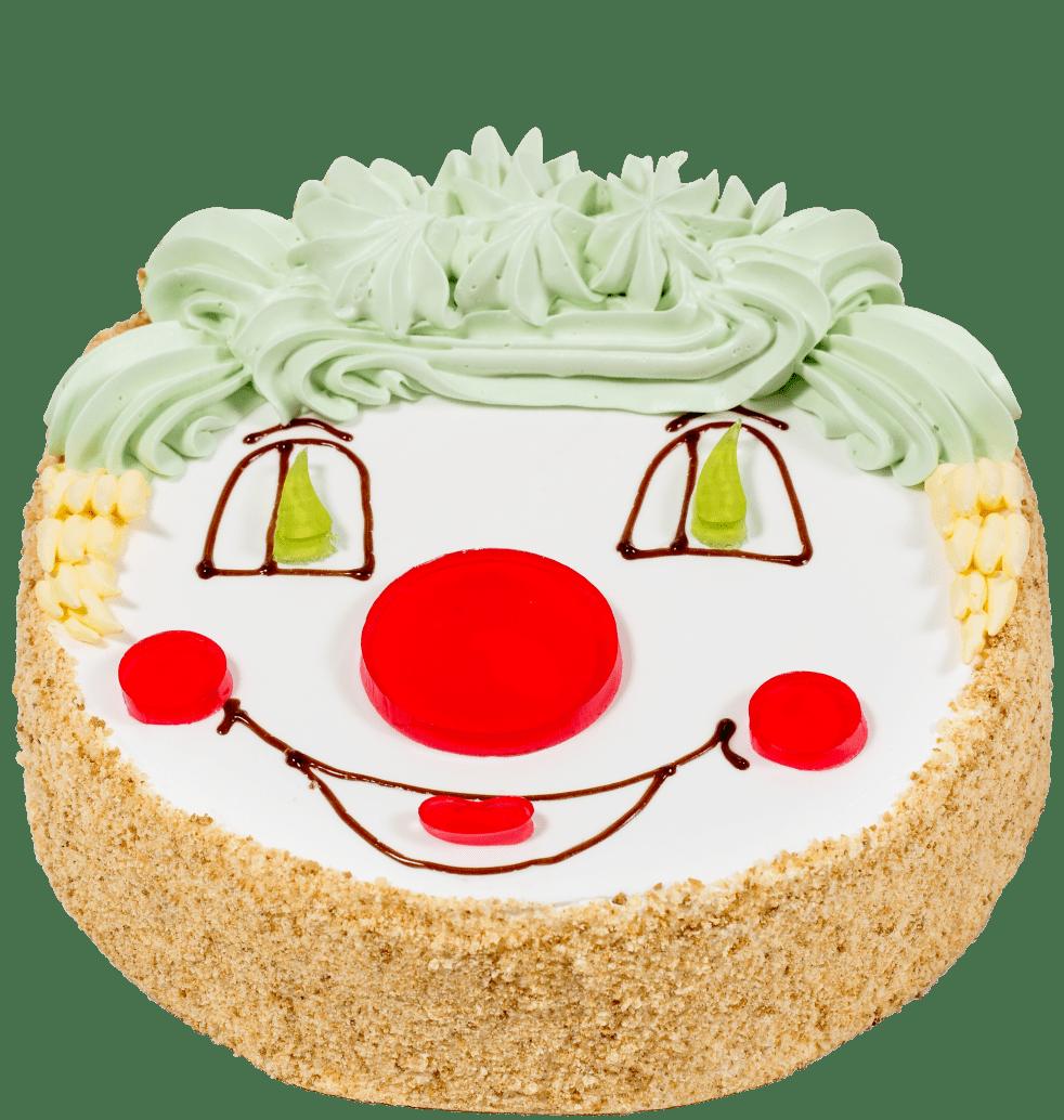 Торт Клоун 1