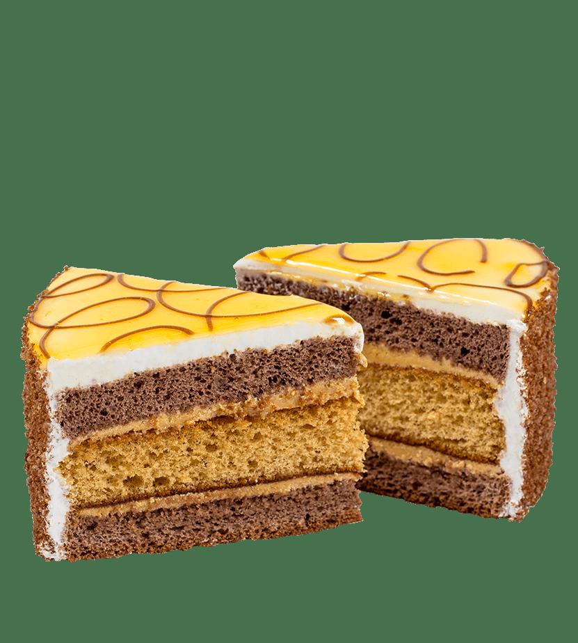 Торт Марсель (порционный) 1