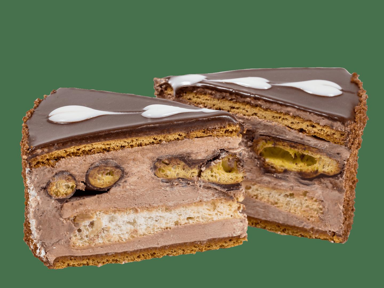 Торт Парижель (порционный) 1
