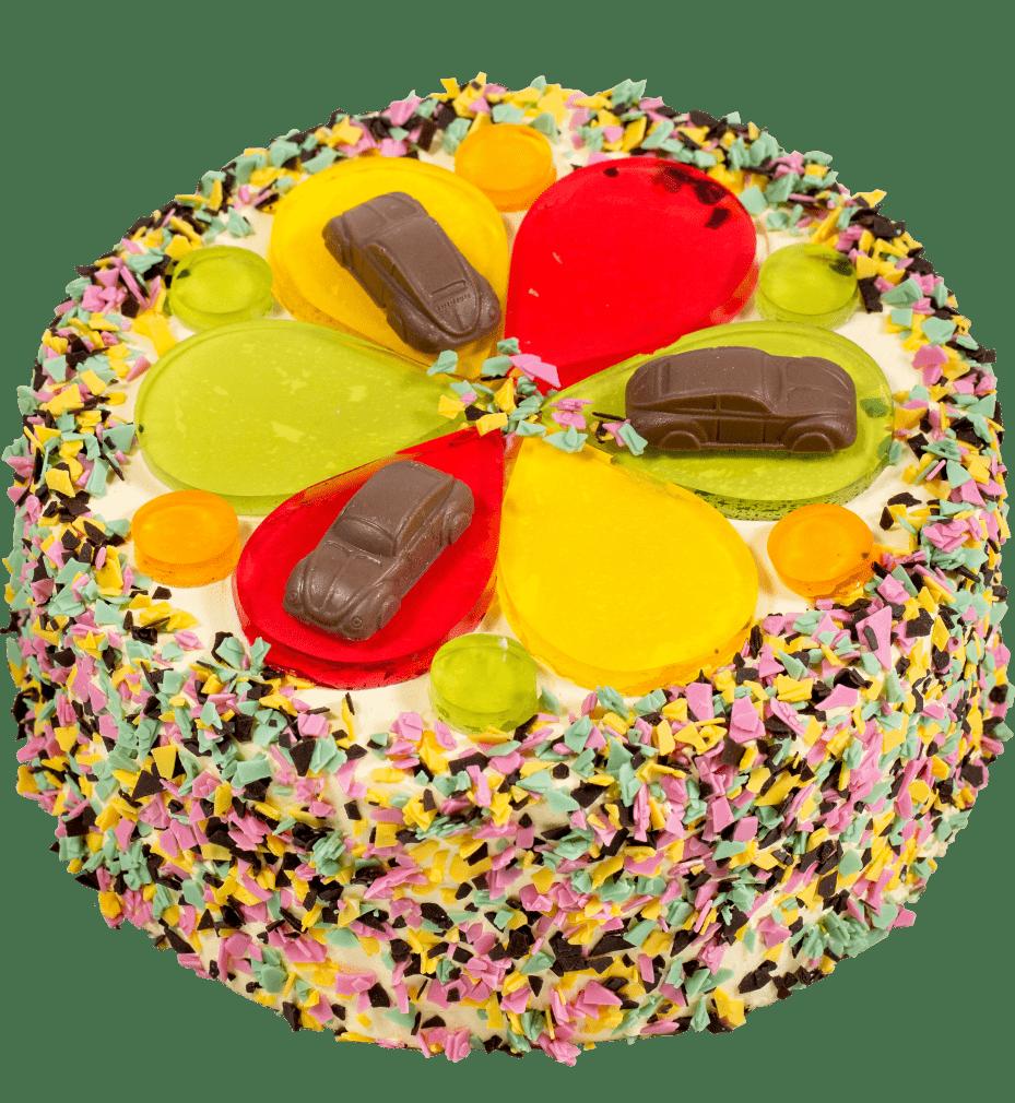 Торт Ралли (Марсель) 1
