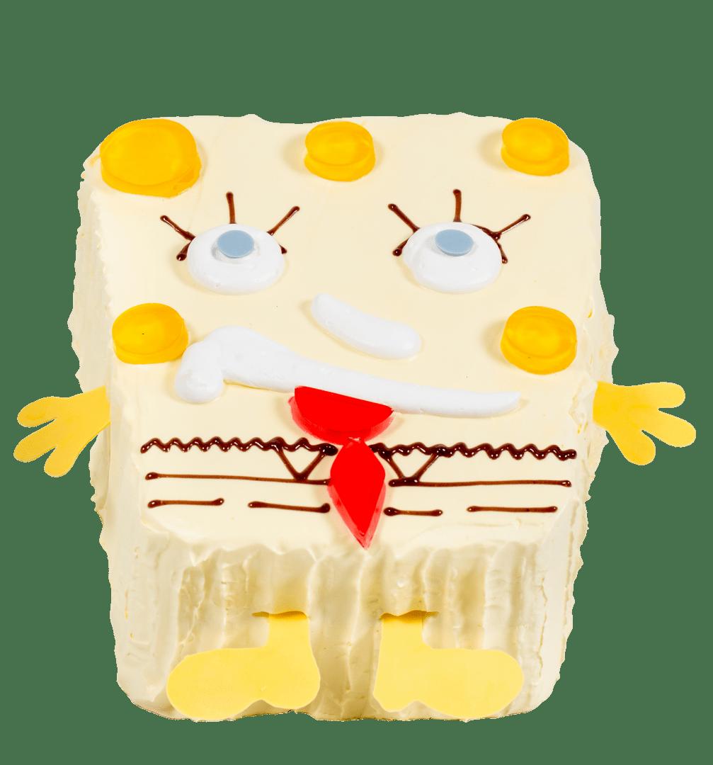 Торт Спанч Боб 1