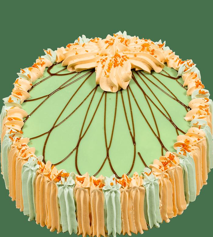 Торт Тропикано 1