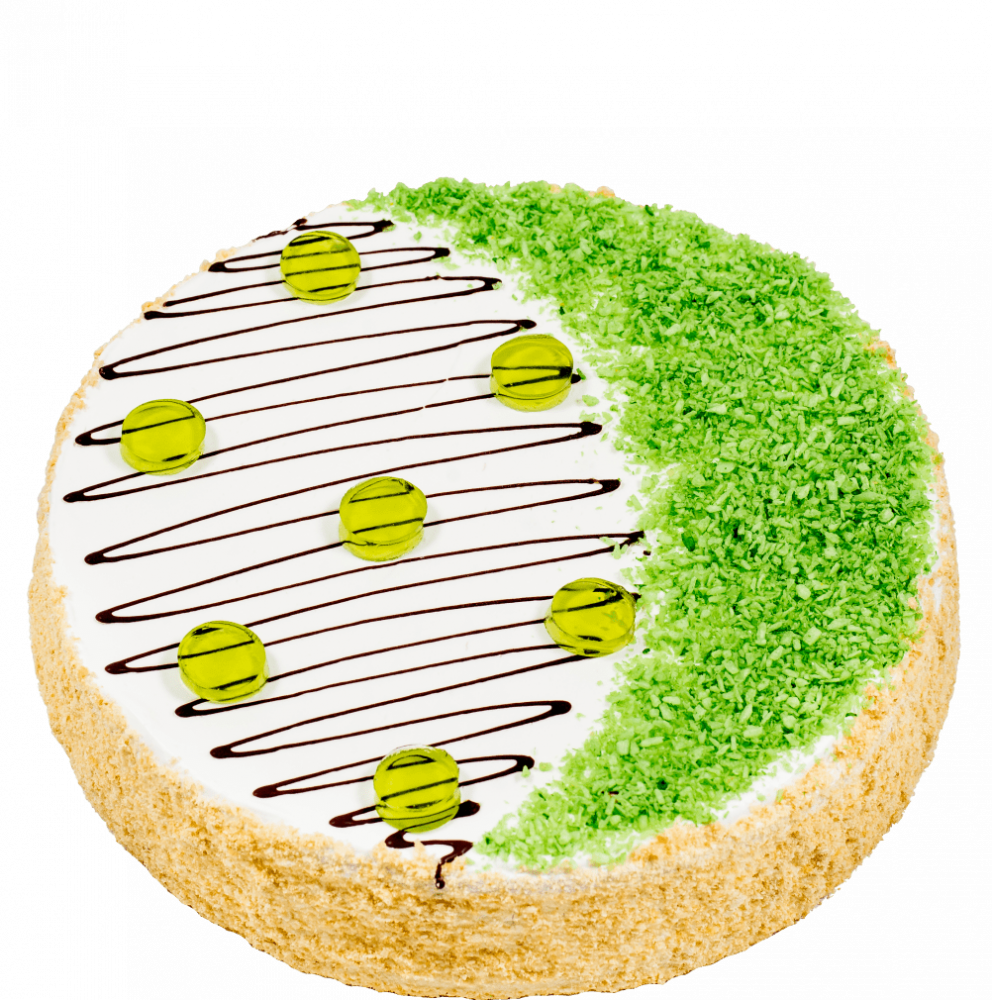 Торт Жозефина с фундуком 1