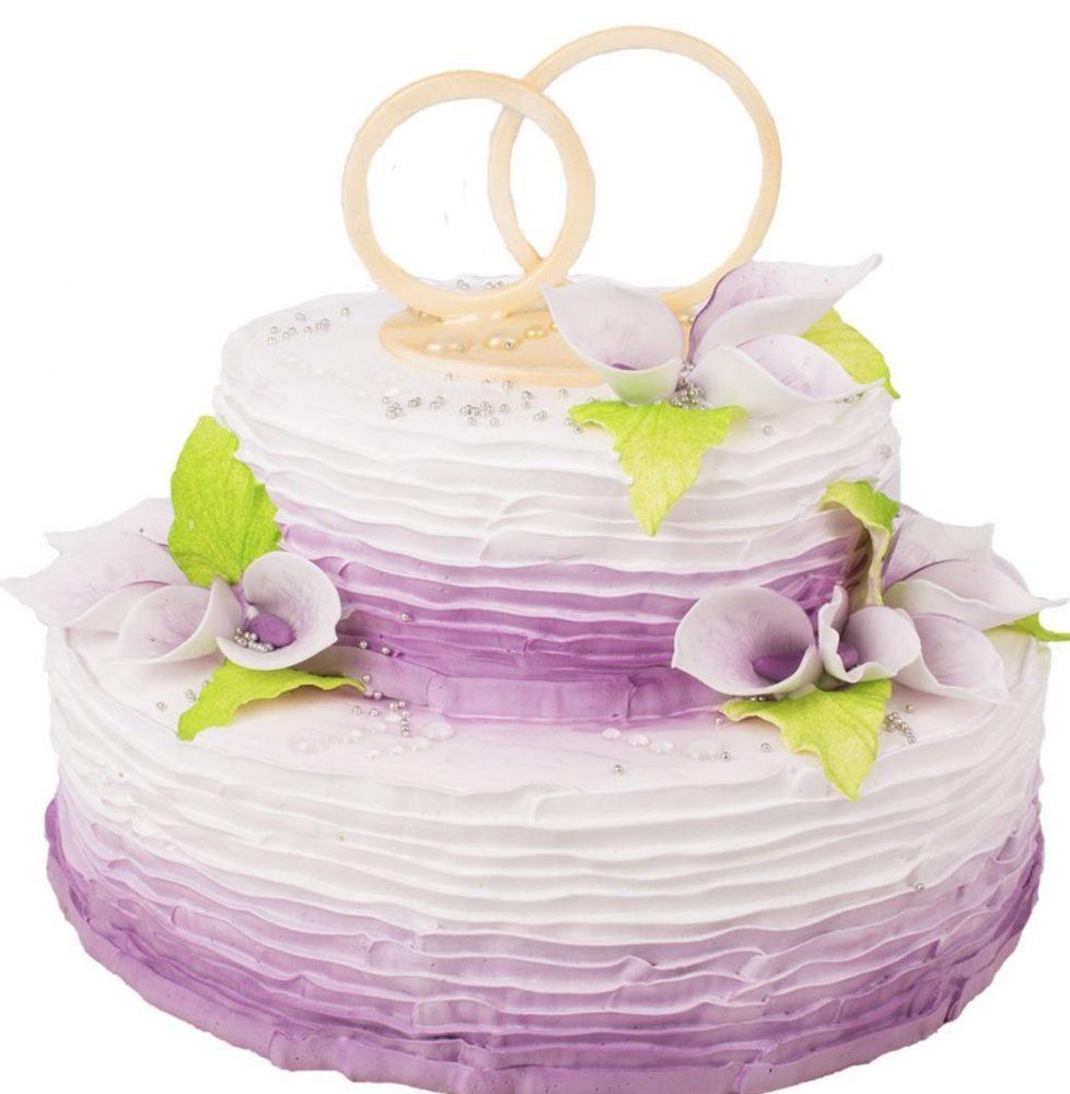 Торт свадебный-14 1