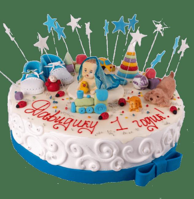 Торт детский-78 1