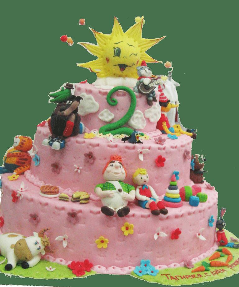 Торт детский-76 1