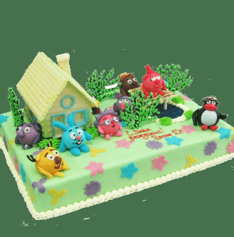 Торт детский-75 1