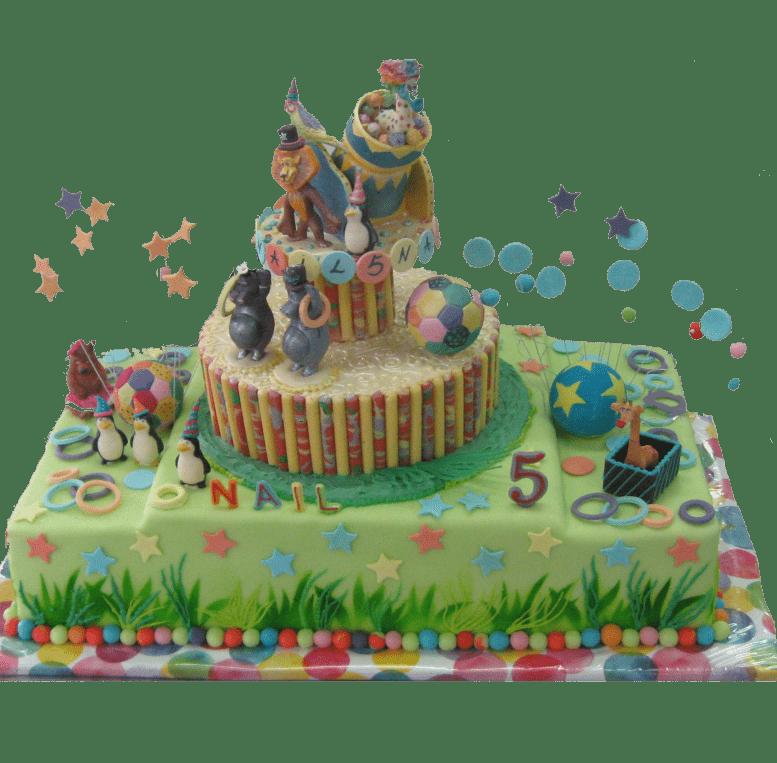 Торт детский-70 1