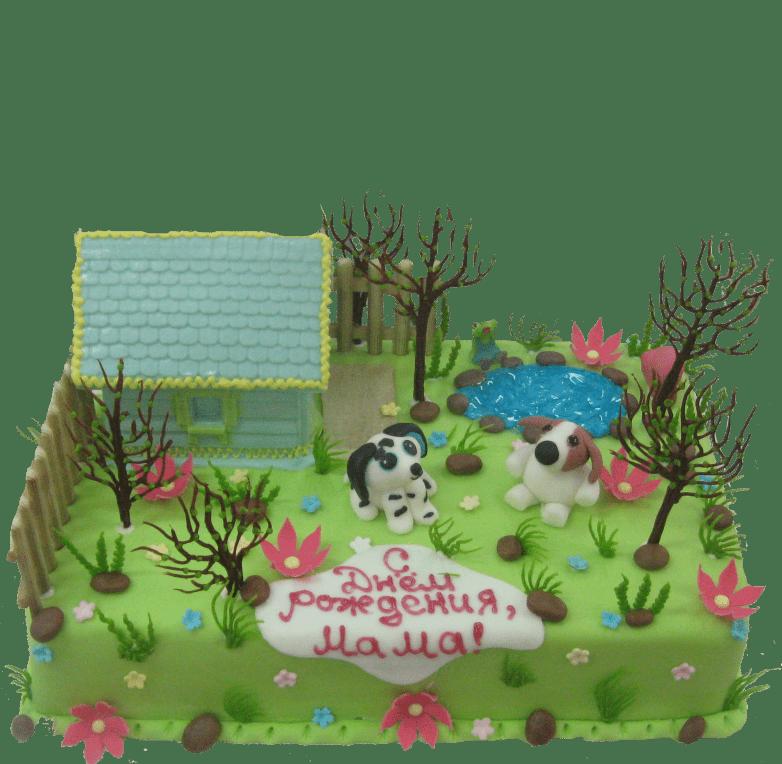 Торт детский-67 1