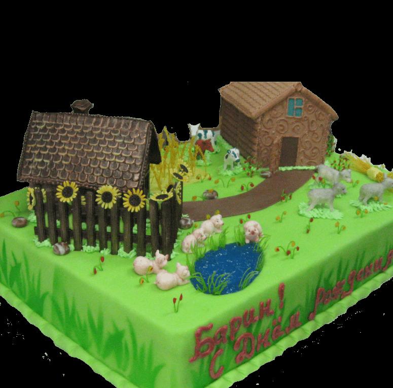 Торт детский-66 1