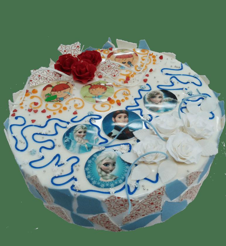 Торт детский-64 1