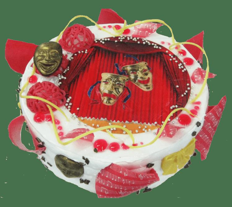 Торт тематический-19 1
