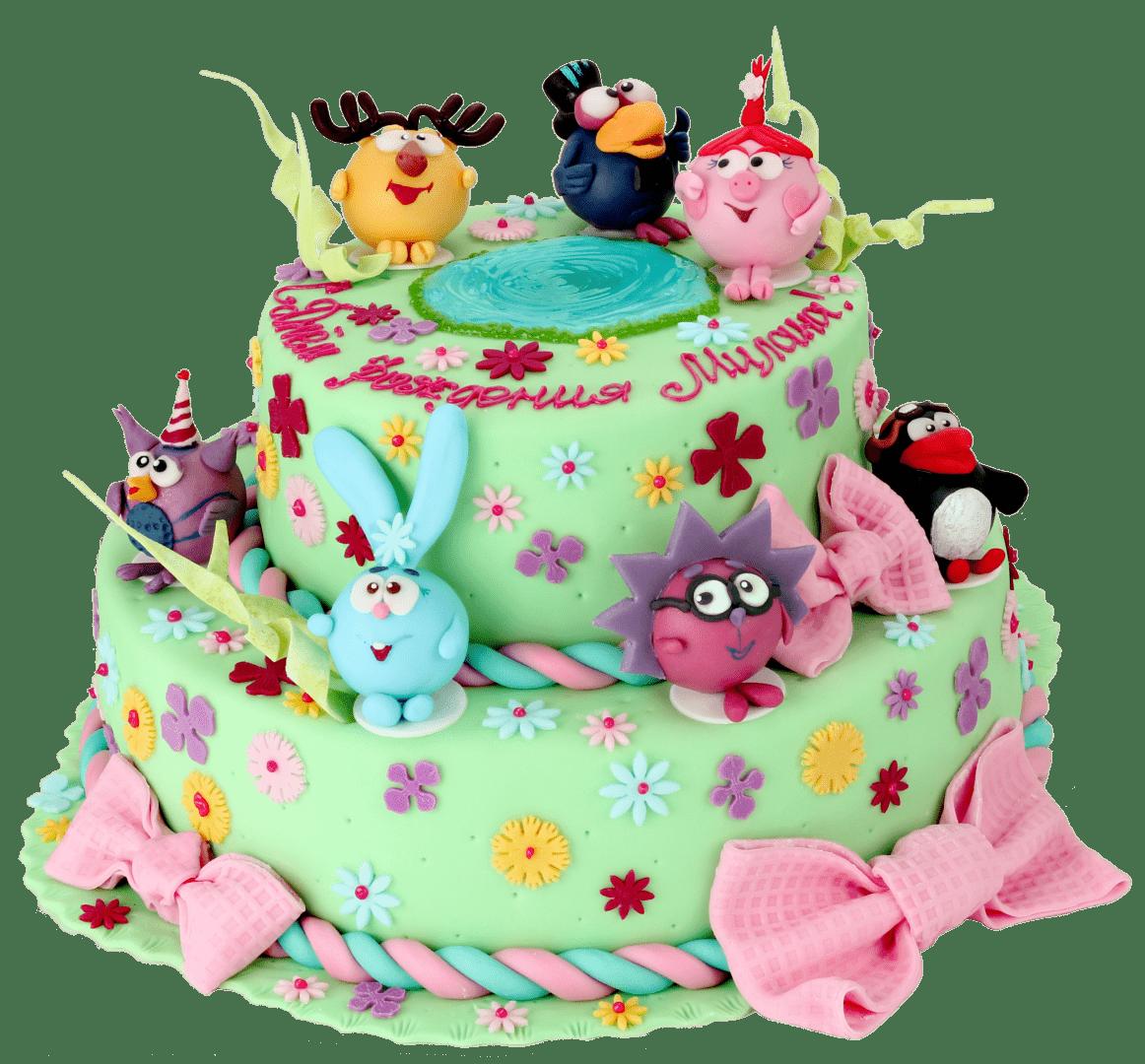 Торт детский-134 1