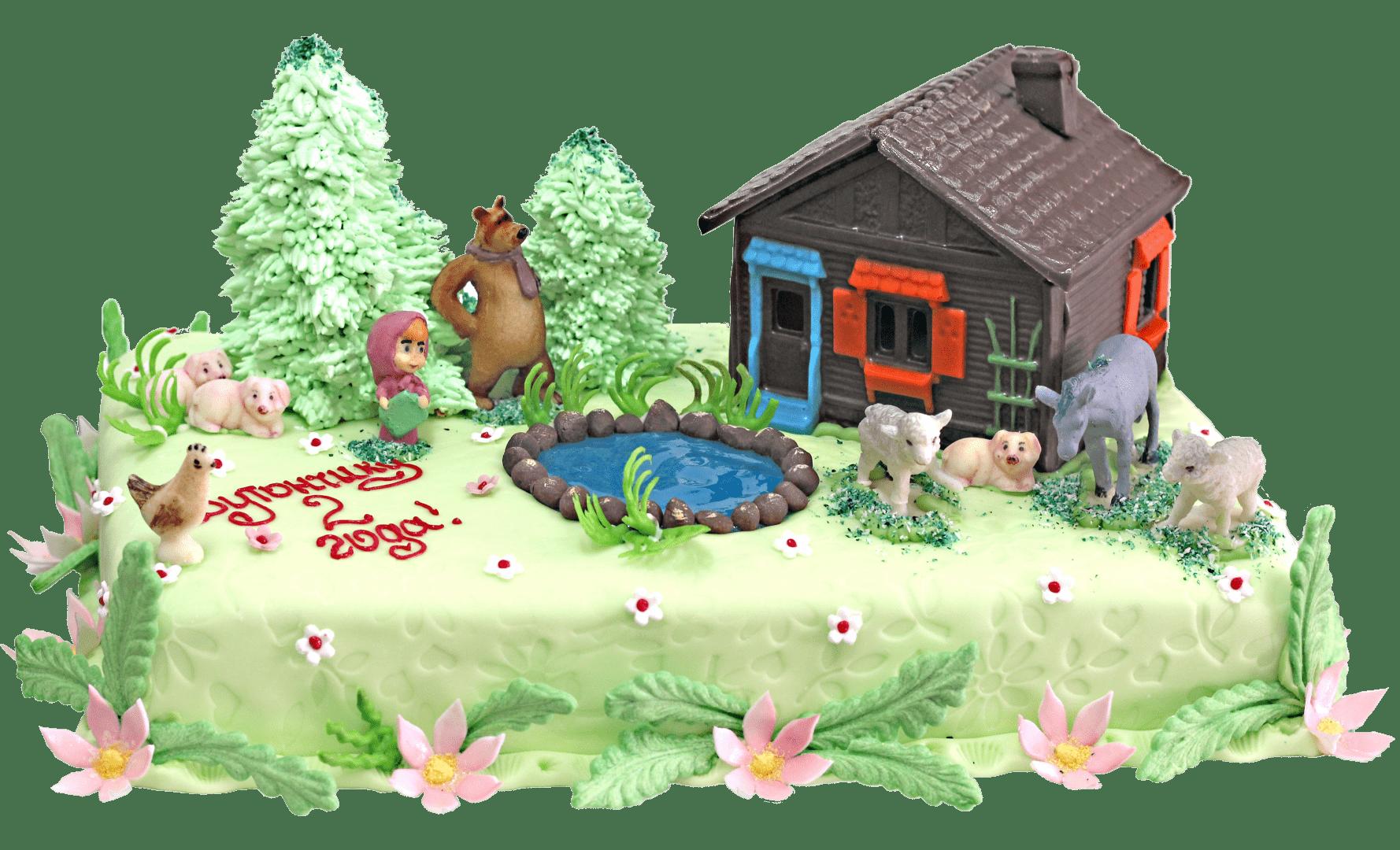 Торт детский-112 1