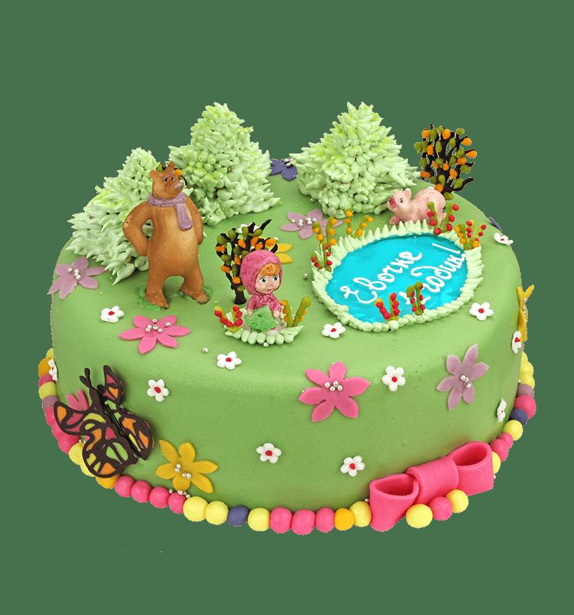 Торт детский-54 1