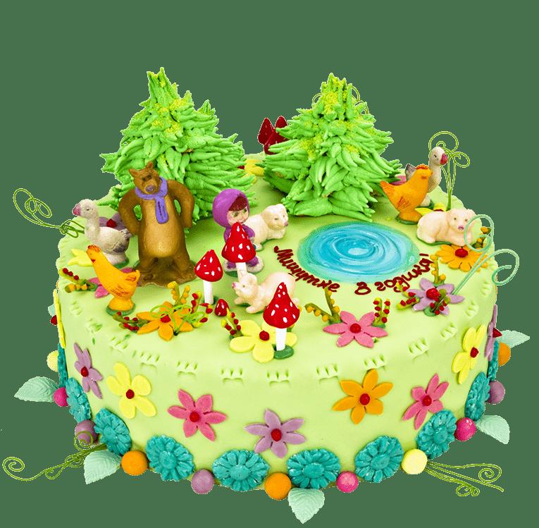 Торт детский-53 1
