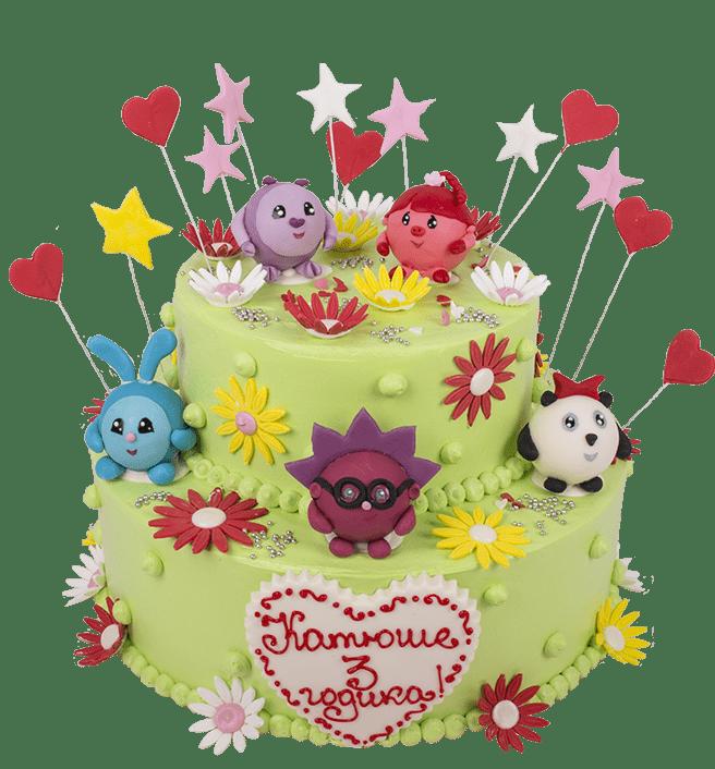 Торт детский-52 1