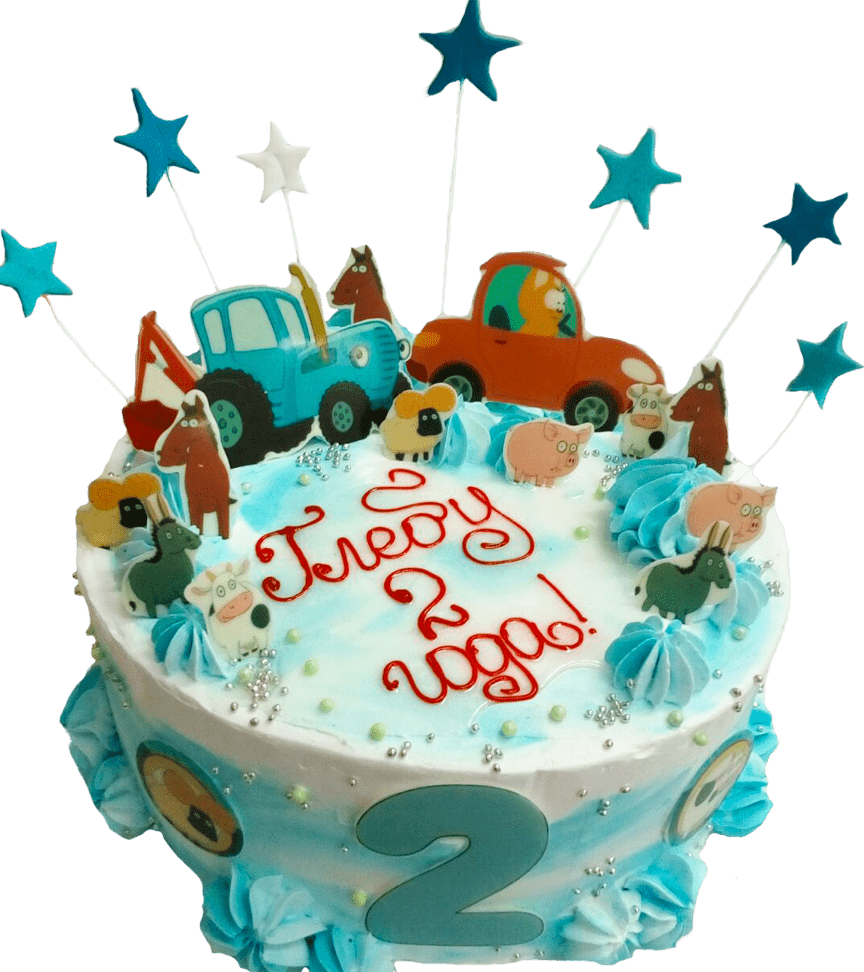 Торт детский-104 1