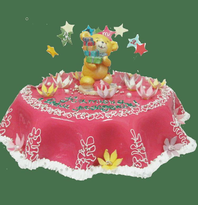 Торт детский-98 1