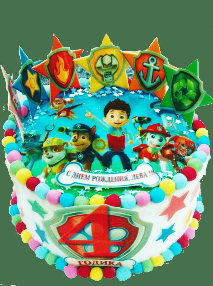 Торт детский-114 1