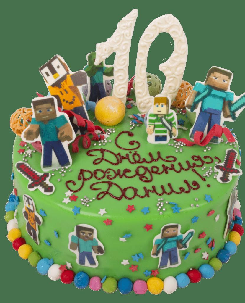 Торт детский-124 1