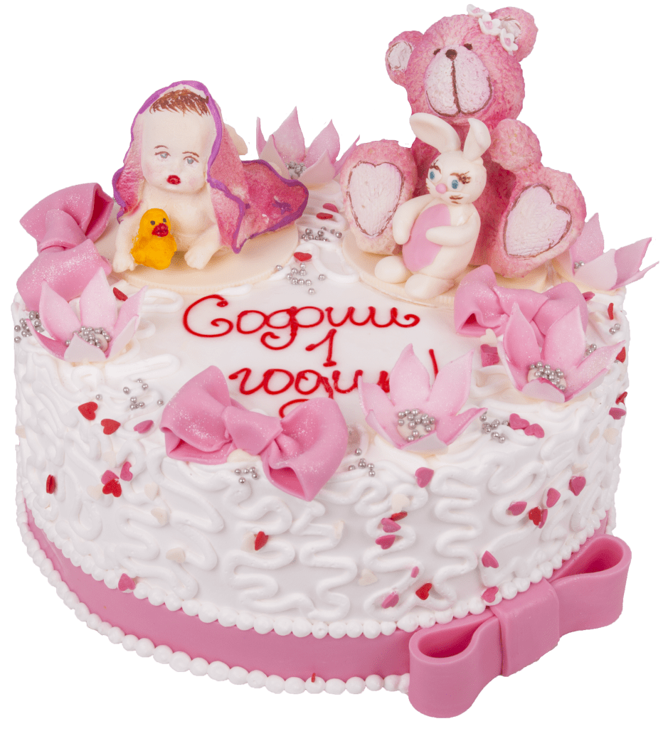 Торт детский-3 1