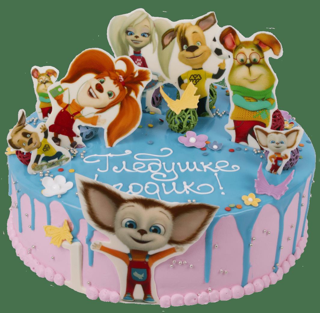 Торт детский-18 1