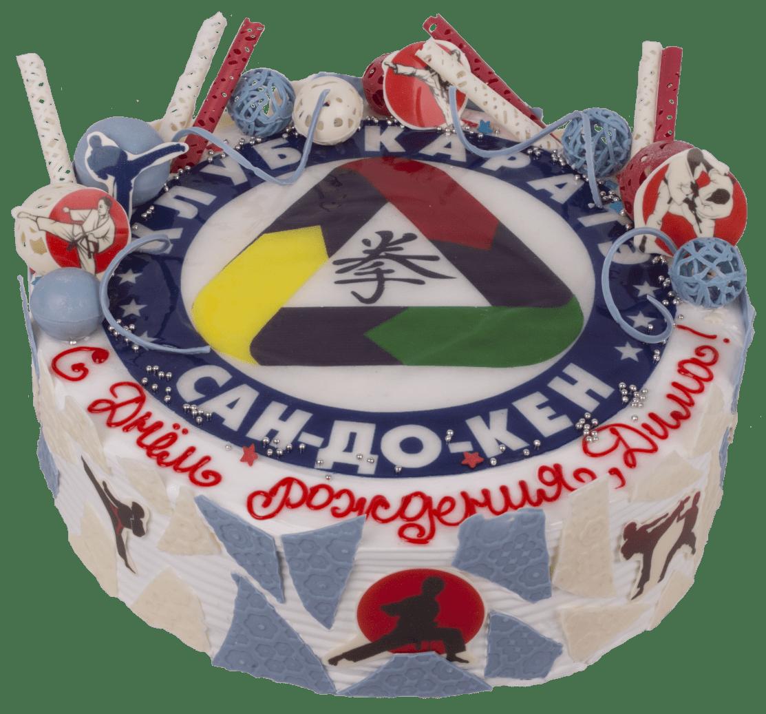 Торт детский-123 1