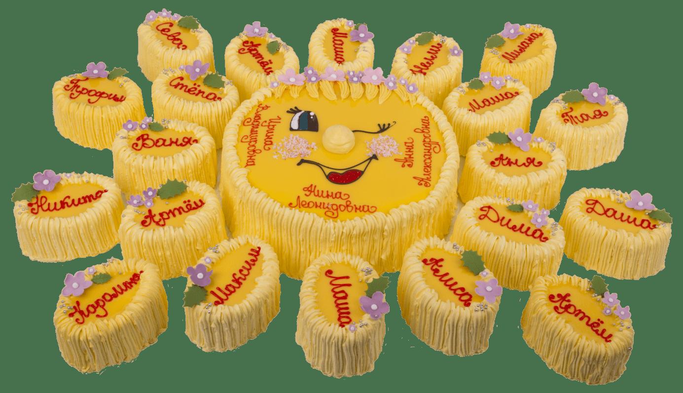 Торт детский-44 1