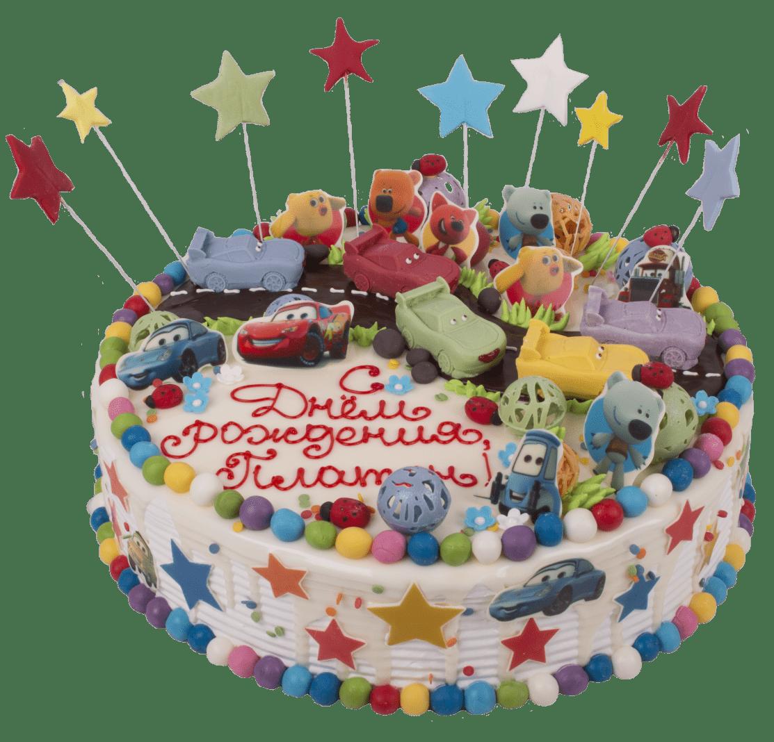 Торт детский-118 1