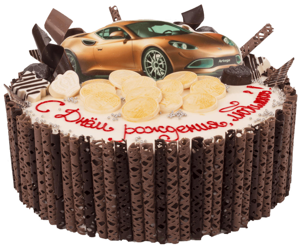 Торт праздничный-23 1