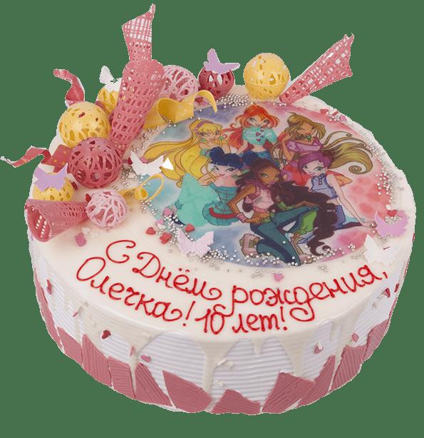 Торт детский-90 1