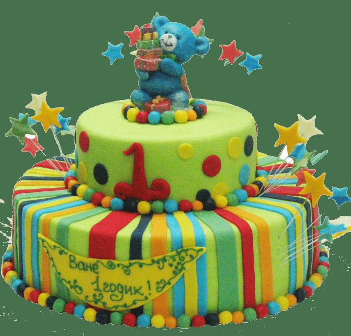 Торт детский-81 1